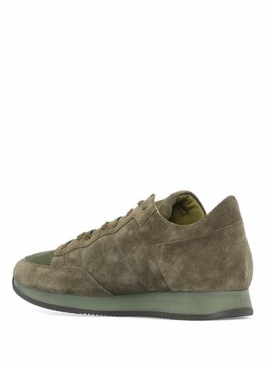 Philippe Model Sneakers Yeşil